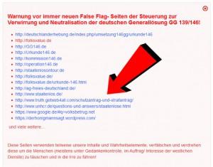 Verleumdung KLASEN staatenlos.info