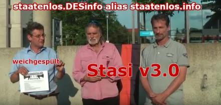 Menschenjagd von staatenlos.DESinfo alias staatenlos.info und Stasibook alias Facebook – Stasi v3.0